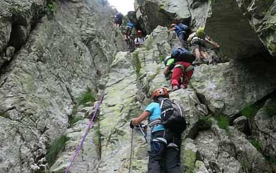 10 giugno 2018 · Pizzo del Becco (Val Brembana)