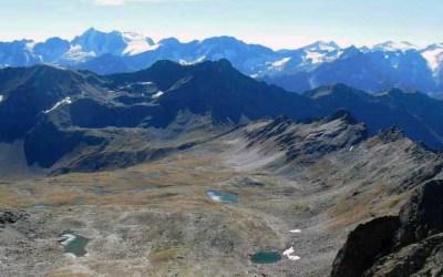 24 giugno 2018 · Punta di Ercavallo (Val di Viso)