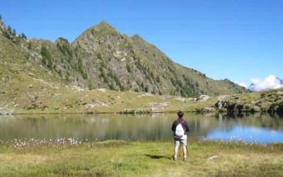 29 agosto 2018 · Lago e Rifugio della Bernasca (Val Madre)