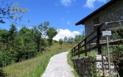 11 novembre 2018 · Bivacco Ca' dell'Alpe (Alpe di Esino)