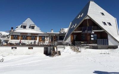 4 marzo 2018 – Giornata sulla neve ai Piani di Artavaggio