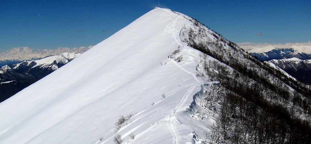 19 gennaio 2019 – Monte San Primo – Triangolo Lariano (Ciaspolata in notturna)