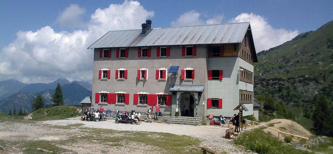 3 giugno 2020 – Rifugio Laghi Gemelli (Valle Brembana)