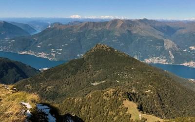 31 marzo 2021 – Monte Legnoncino (Prealpi Bergamasche)