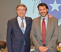 Il Presidente CAI Vincenzo Torti