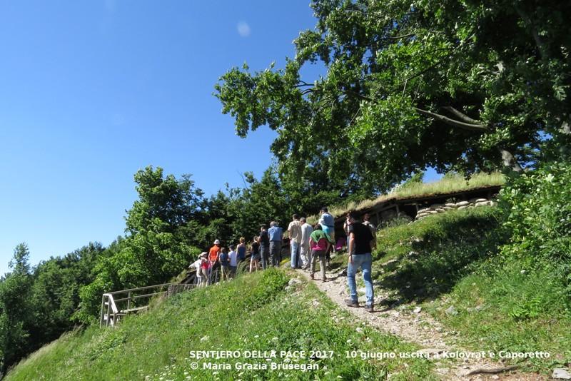 01 Sentiero della Pace 2017 Kolovrat-Caporetto 2017 Kolovrat-Caporetto IMG_2551