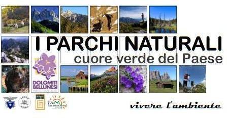 VIVERE L'AMBIENTE 2015 - I PARCHI NATURALI