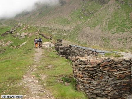 SENTIERO DELLA PACE 2009 - 1a tappa - VAL MONTOZZO, Alpi Retiche meridionali,  Catena Ortles-Cevedale (1)