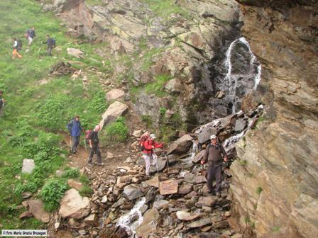 SENTIERO DELLA PACE 2009 - 1a tappa - VAL MONTOZZO, Alpi Retiche meridionali,  Catena Ortles-Cevedale (9)