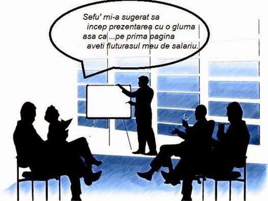 Sfaturi pentru o prezentare de succes