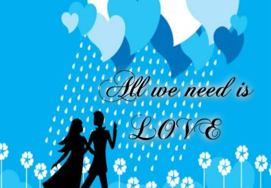 al we need is love