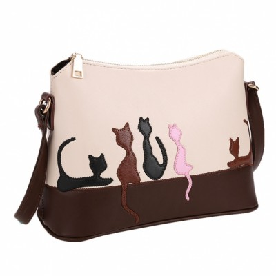 geanta cu pisici