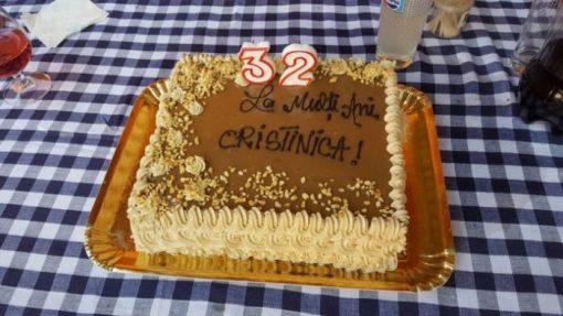 tort ligia caramel cofetăria Casa Antonie