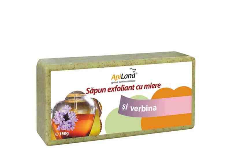 sapun-exfoliant-cu-miere-si-verbina