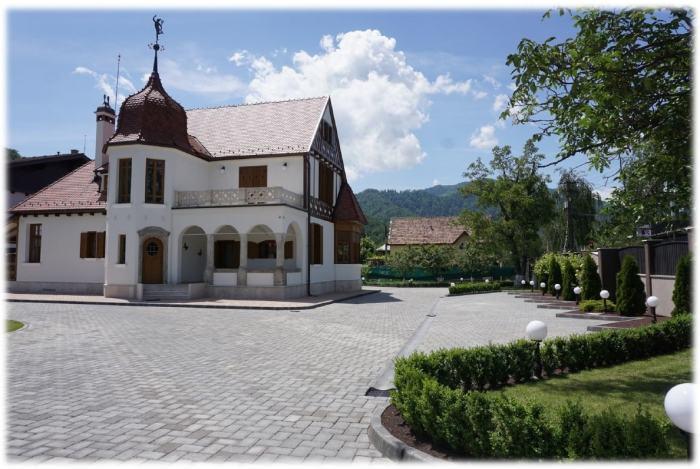 vila HePa locație evenimente Brașov