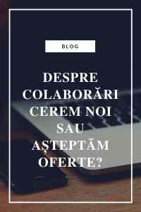 colaborări blog