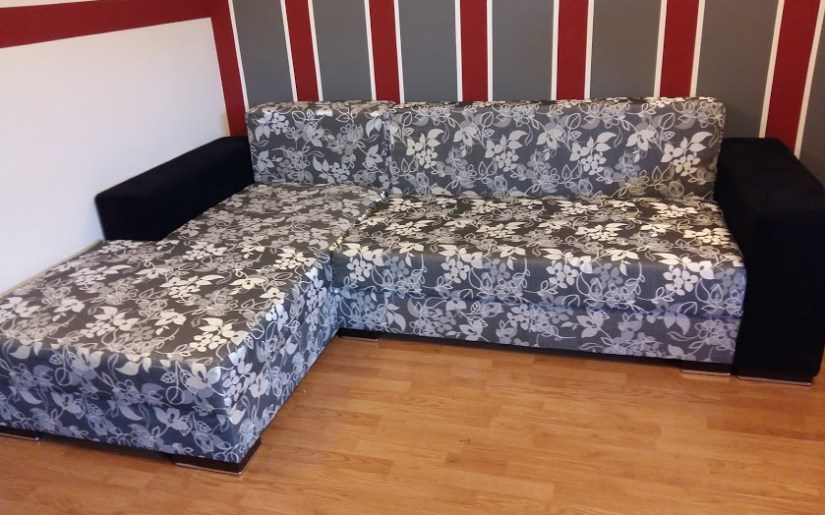 renovare sufragerie retapitare canapea
