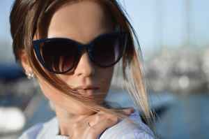 bijuterii și ochelari trucuri pentru a corecta forma feței
