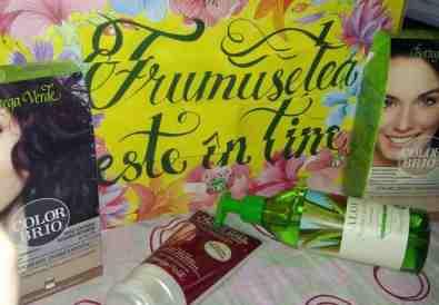 comanda bottega verde cosmetice naturale reduceri