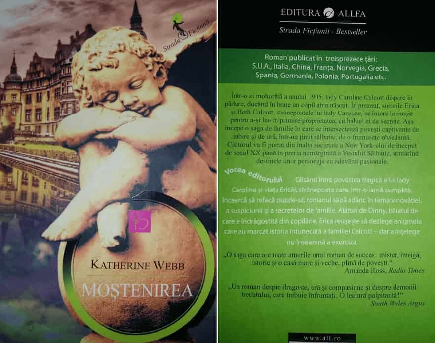 Moștenirea katherine webb