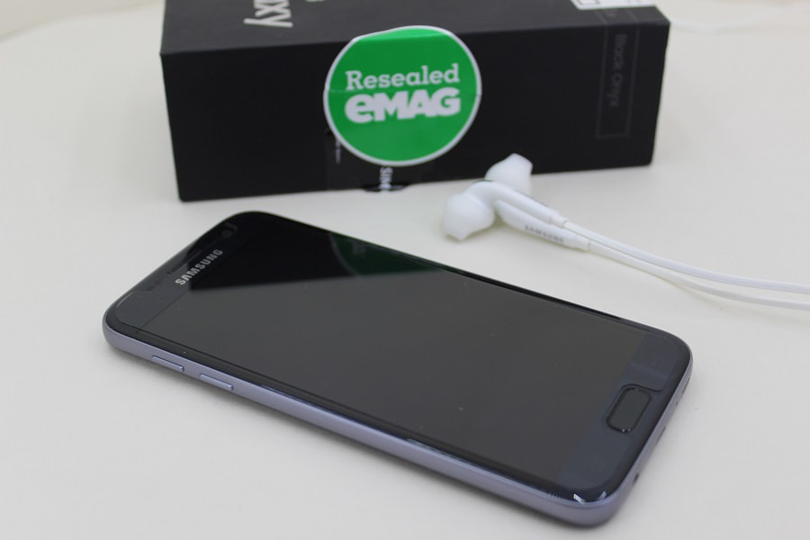 telefon samsung resigilat aspect