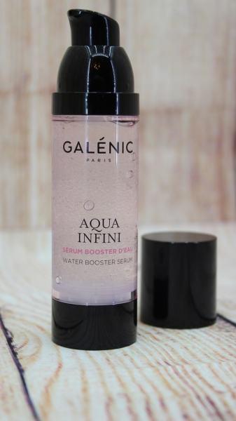 ser hidratant aqua infini Galenic