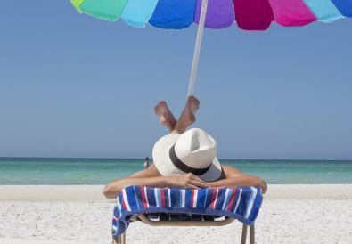 radiațiile UV la plaja si cum ne protejam de ele