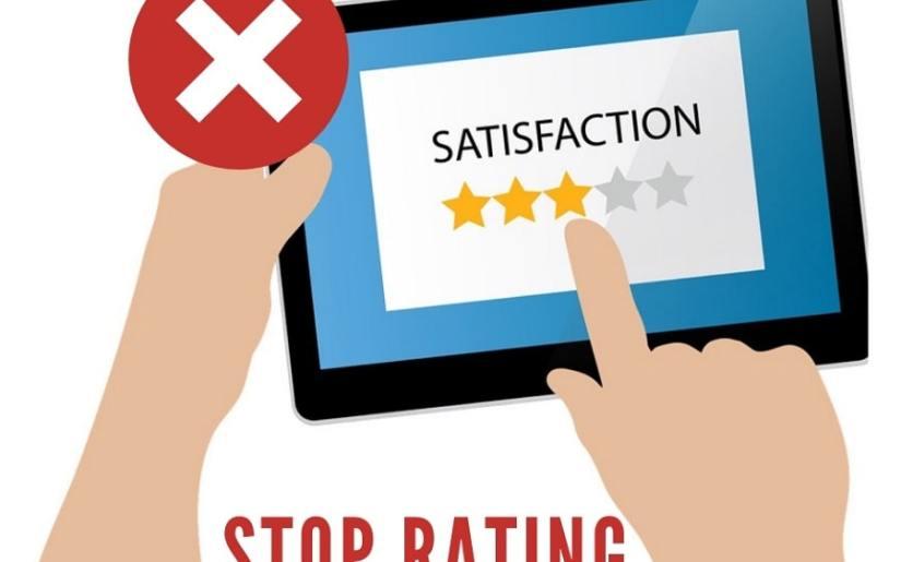 rating recenzii steluțe pe Facebook