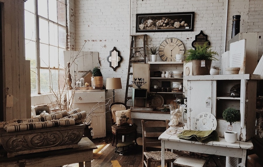 mobilier decor vintage shabby chic