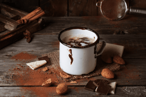 Herbal Hot chocolate valerian