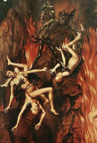 Your mum told you not to mess with the fair folk now look ... the infernal pact