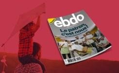 Quand Ebdo nous éclaire sur les évolutions de la presse papier d'entreprise