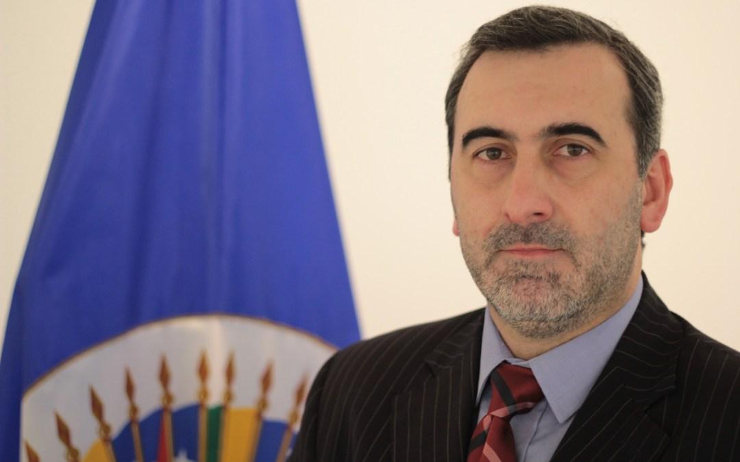 CIDH renueva mandato del relator de libertad de expresión Edison Lanza