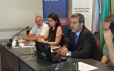 Seminario: Regulación e implementación del derecho de acceso a la información pública en Uruguay