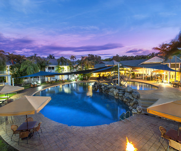 Palm Cove Accommodation Best Resort For Families