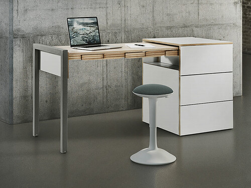table escamotable alwin s space box