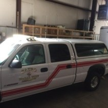 vfd truck and trailer 2