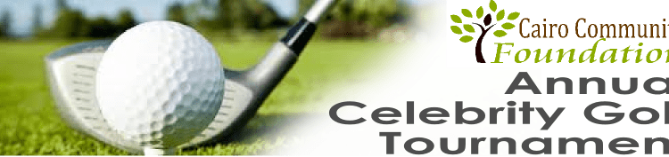 Cairo Community Foundation Celebrity Golf Tournament