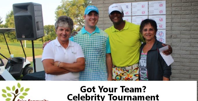 2015 Celebrity Golf Tournament Teams – Reserve Yours Today!