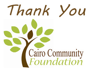 community foundation thank you
