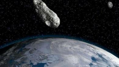 كويكب يضرب الأرض