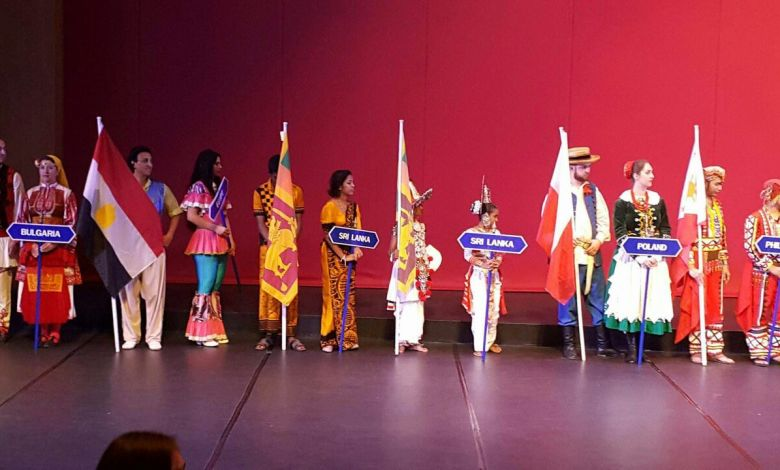 مهرجان تايلاند للفلكلور الدولي