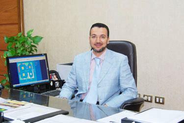 أكرم سليمان مدير معهد تدريب الموانئ