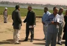 إنشاء ميناء نهري في مدينة المنشأة بسوهاج