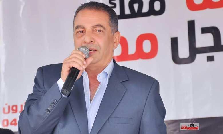 النائب نبيل أبو باشا
