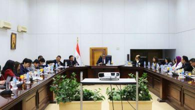 اجتماع اللجنة المصرية اليابانية العليا للمتحف الكبير