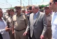 عودة الإنضباط المروري لمدينة ميت غمر بالدقهلية