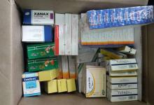 صحة الجيزة: ضبط أدوية محظورة ومنتهية الصلاحية