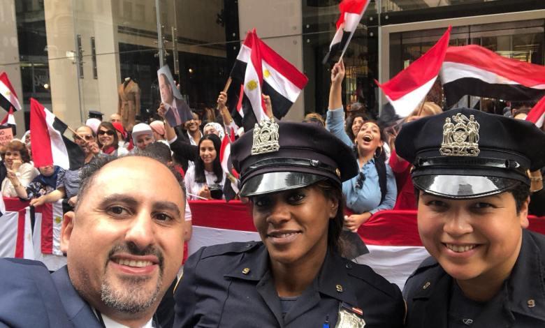 ضباط شرطة نيويورك