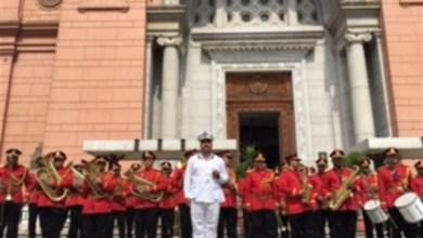 فرقة الموسيقى العسكرية